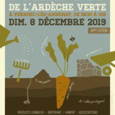 Foire Bio Ardèche Verte