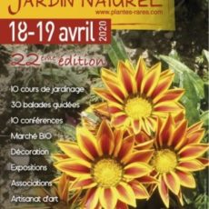 Salon Plantes Rares et Jardin Naturel 2020